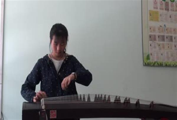 古筝独奏《春到湘江》