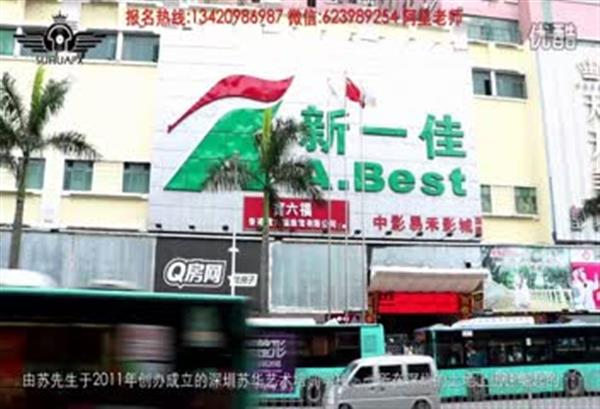 深圳苏华艺术学校(师资力量,教学环境)